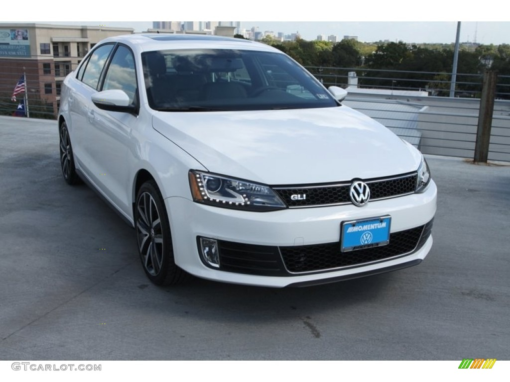2013 candy white volkswagen jetta gli autobahn 72992227. Black Bedroom Furniture Sets. Home Design Ideas