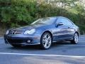 Cadet Blue Metallic 2006 Mercedes-Benz CLK Gallery