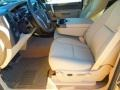 2013 Mocha Steel Metallic Chevrolet Silverado 1500 LT Crew Cab 4x4  photo #8