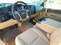 2013 Mocha Steel Metallic Chevrolet Silverado 1500 LT Crew Cab 4x4  photo #27