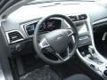 Charcoal Black Dashboard Photo for 2013 Ford Fusion #73046371