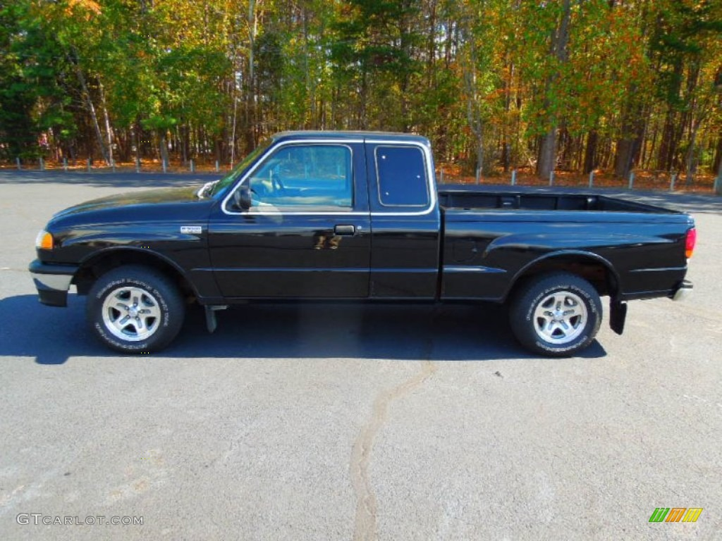 1998 mazda b series truck b3000 se extended cab exterior. Black Bedroom Furniture Sets. Home Design Ideas