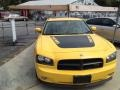 Top Banana Yellow 2006 Dodge Charger R/T Daytona