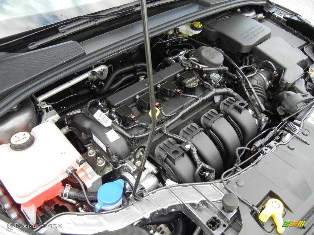 2013 Ford Focus Se Hatchback 2 0 Liter Gdi Dohc 16 Valve