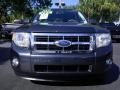 2009 Black Pearl Slate Metallic Ford Escape XLT  photo #5