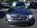 2009 Black Pearl Slate Metallic Ford Escape XLT  photo #7