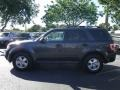 2009 Black Pearl Slate Metallic Ford Escape XLT  photo #12
