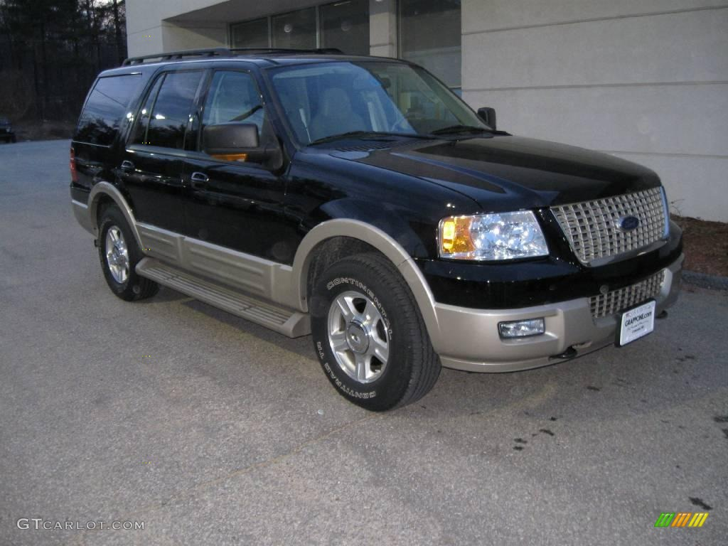 Black Ford Expedition Eddie Bauer X GTCarLotcom - 2006 expedition