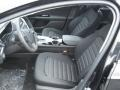 Charcoal Black Front Seat Photo for 2013 Ford Fusion #73080870