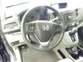 2013 Twilight Blue Metallic Honda CR-V EX-L  photo #12