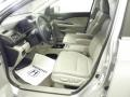 2013 Alabaster Silver Metallic Honda CR-V EX-L AWD  photo #15