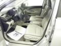 2013 Alabaster Silver Metallic Honda CR-V EX-L AWD  photo #15