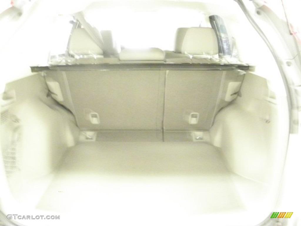 2013 CR-V EX-L AWD - Alabaster Silver Metallic / Gray photo #20
