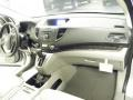 2013 Alabaster Silver Metallic Honda CR-V EX-L AWD  photo #27