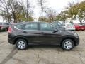 2013 Kona Coffee Metallic Honda CR-V LX AWD  photo #5