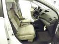 2013 White Diamond Pearl Honda CR-V EX AWD  photo #25