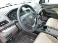 2013 White Diamond Pearl Honda CR-V EX AWD  photo #15