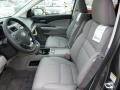 Gray Front Seat Photo for 2013 Honda CR-V #73088478
