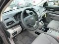 Gray Prime Interior Photo for 2013 Honda CR-V #73088574