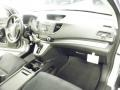 2012 Alabaster Silver Metallic Honda CR-V EX  photo #27