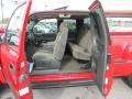 2005 Victory Red Chevrolet Silverado 1500 Z71 Extended Cab 4x4  photo #26
