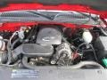 2005 Victory Red Chevrolet Silverado 1500 Z71 Extended Cab 4x4  photo #28