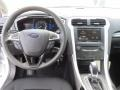 Charcoal Black Dashboard Photo for 2013 Ford Fusion #73093527