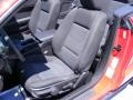 2007 Torch Red Ford Mustang V6 Deluxe Convertible  photo #40