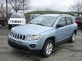 Winter Chill Pearl 2013 Jeep Compass Gallery