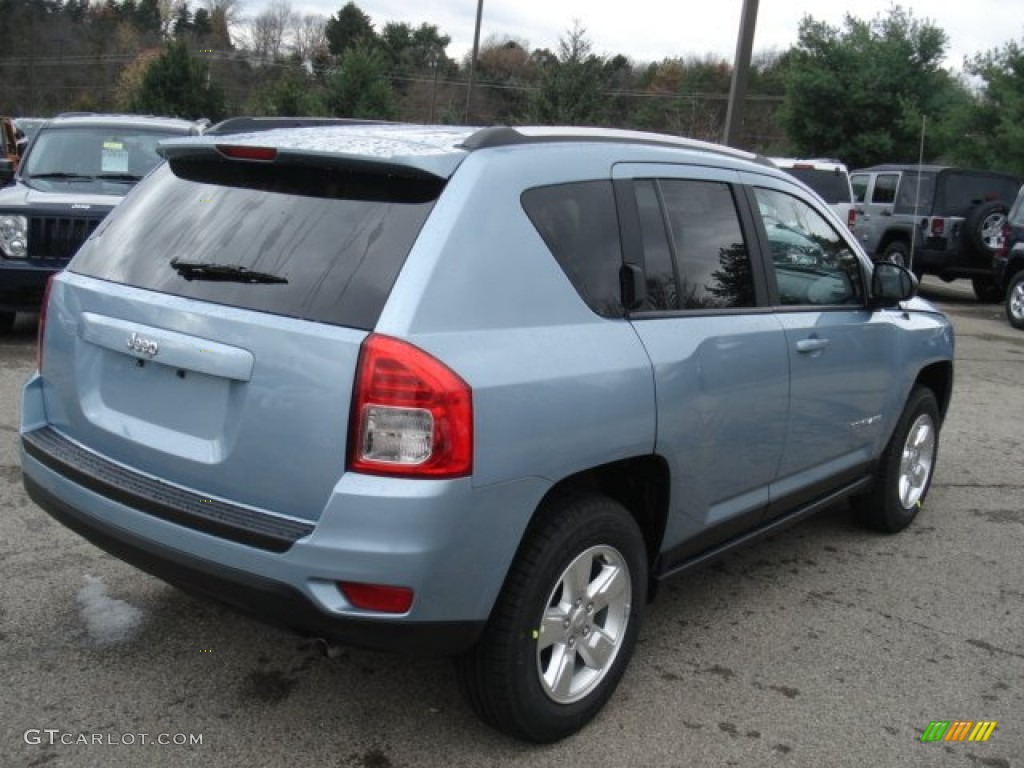 winter chill pearl 2013 jeep compass sport exterior photo 73097811. Black Bedroom Furniture Sets. Home Design Ideas