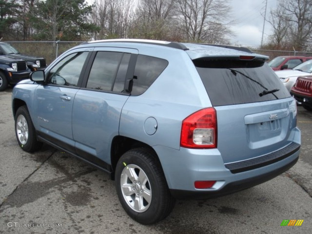 winter chill pearl 2013 jeep compass sport exterior photo 73097866. Black Bedroom Furniture Sets. Home Design Ideas