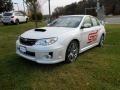 Satin White Pearl 2013 Subaru Impreza Gallery