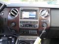 2012 Sterling Grey Metallic Ford F250 Super Duty Lariat Crew Cab 4x4  photo #28