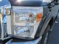 2012 Green Gem Metallic Ford F250 Super Duty Lariat Crew Cab 4x4  photo #8