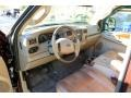 2004 Chestnut Brown Metallic Ford F250 Super Duty King Ranch Crew Cab 4x4  photo #55