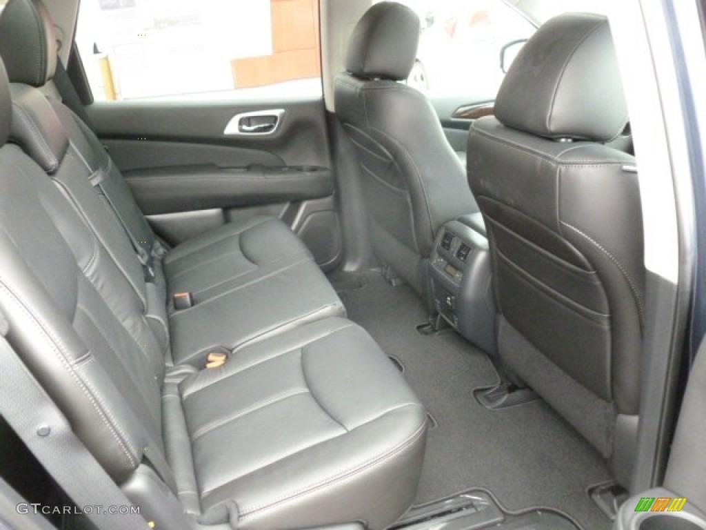 Charcoal Interior 2013 Nissan Pathfinder Sl 4x4 Photo 73119576