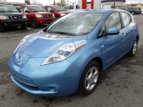 2012 nissan leaf data info and specs. Black Bedroom Furniture Sets. Home Design Ideas