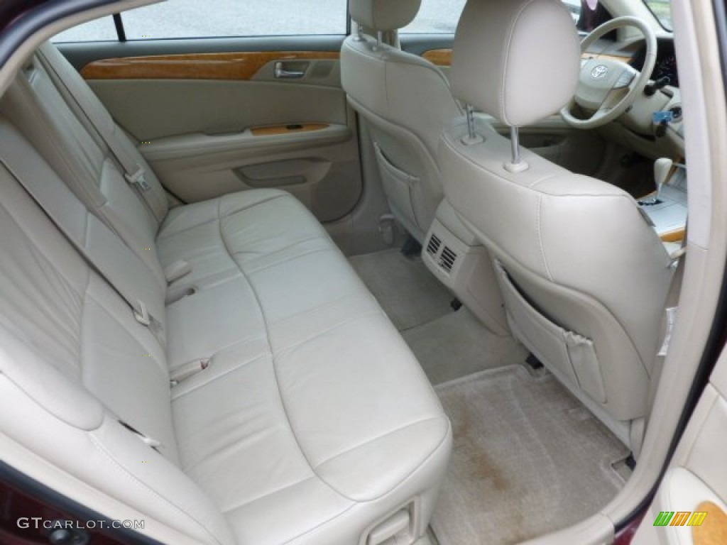 ivory interior 2005 toyota avalon xls photo 73132491. Black Bedroom Furniture Sets. Home Design Ideas