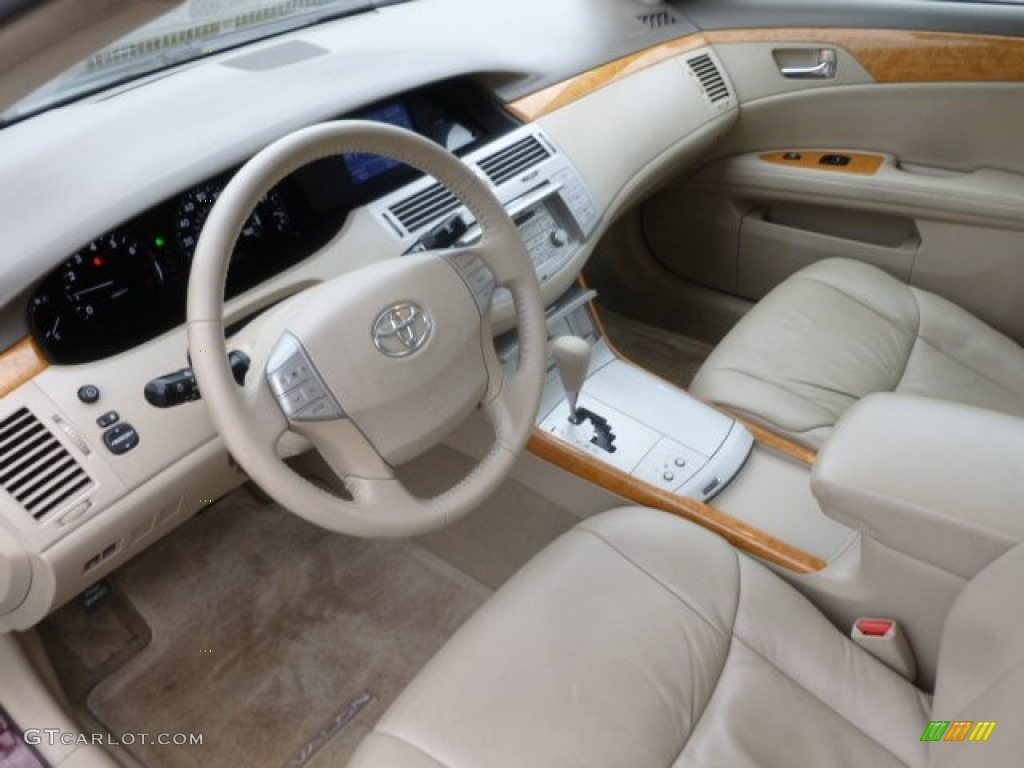 ivory interior 2005 toyota avalon xls photo 73132503. Black Bedroom Furniture Sets. Home Design Ideas