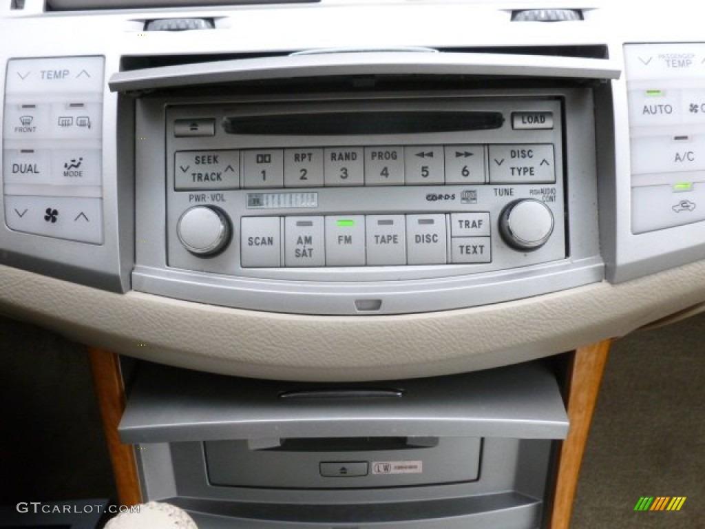 2005 Toyota Avalon Xls Audio System Photo 73132521