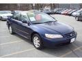 2002 Eternal Blue Pearl Honda Accord EX Sedan  photo #1