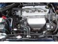 2002 Eternal Blue Pearl Honda Accord EX Sedan  photo #18