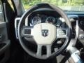 Dark Slate/Medium Graystone Steering Wheel Photo for 2010 Dodge Ram 3500 #73153629