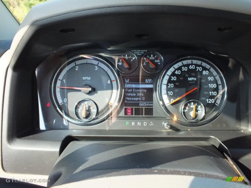 2010 Dodge Ram 3500 Lone Star Crew Cab 4x4 Dually Gauges Photos