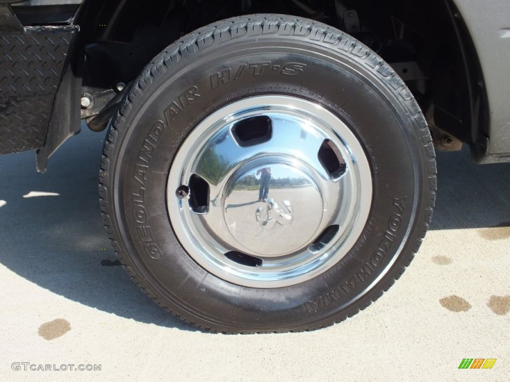 2010 Dodge Ram 3500 Lone Star Crew Cab 4x4 Dually Wheel Photo #73154659