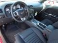 Dark Slate Gray Prime Interior Photo for 2013 Dodge Challenger #73160007