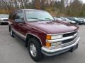 Dark Carmine Red Metallic 1998 Chevrolet Tahoe Gallery