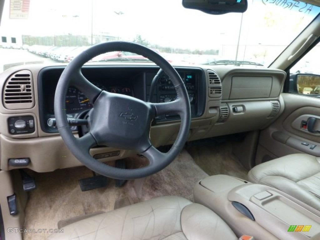 1998 Chevrolet Tahoe LT 4x4 Interior Color Photos ...