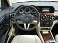 Dashboard of 2013 GLK 350