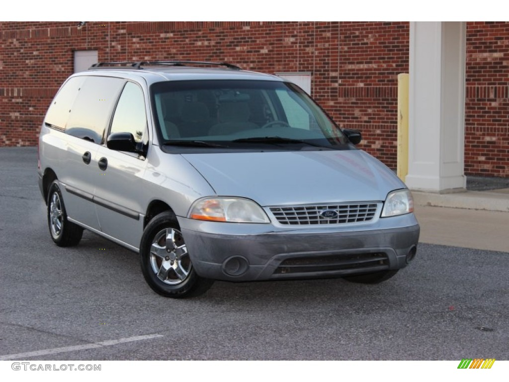 2001 silver frost metallic ford windstar lx 73142829 gtcarlot com car color galleries gtcarlot com